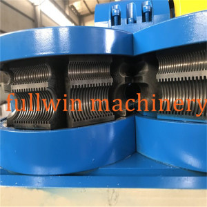 High speed PP single wall corrugated pipe machine SWC
