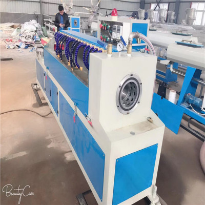 200MM HDPE spiral corrugated conduit pipe making machine
