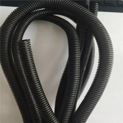 7mm HDPE plastic single wall corrugated pipe extrusion machine line