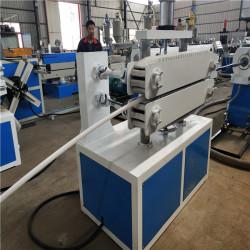 φ12-300mm PPP PE recycled material used for smooth pipe machine