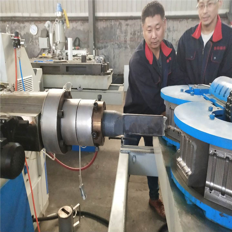 can you make flat pipe machine for bridge usage?