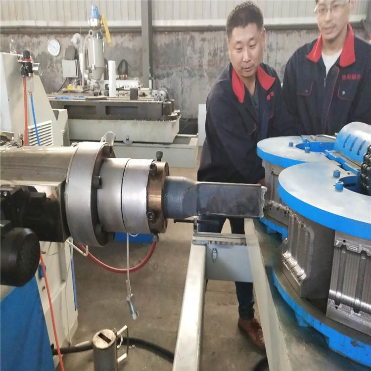 can you make flat pipe machine for bridge usage?