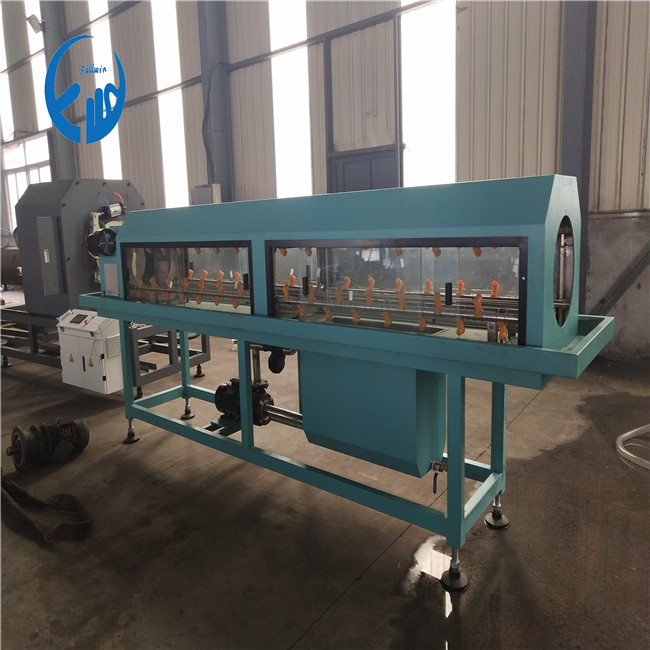 100mm-315mm single double wall corrugated pipe extrusion line