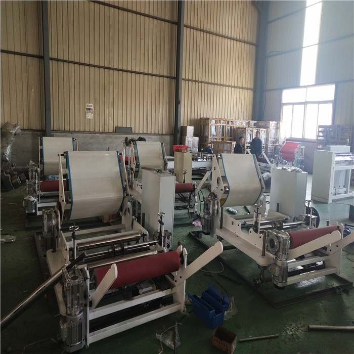 pp melt blown fabric extrusion line