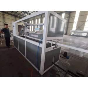 pvc door and windows profile extrusion machine