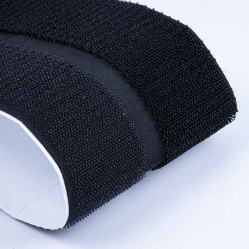 Self-Adhesive Nylon Soft Durable Magic Tape On The Same Side Hook And Loop For Apparel