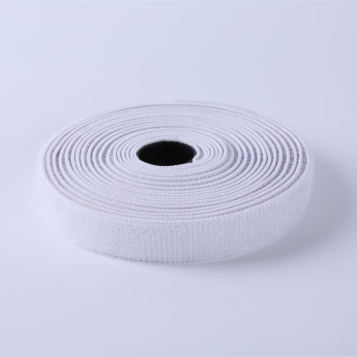 Nylon Polyester Elastic Soft Hook and Loop Heavy Duty for Fabric Band Tape