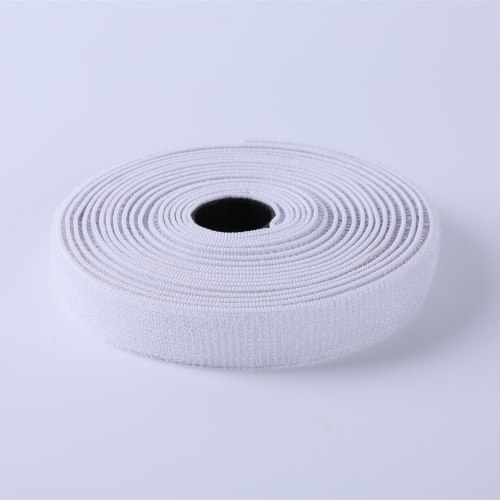 Customized Size Nylon Hot Sales Soft Elastic Large Fabric Hook and Loop Fasteners