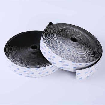 3M 9448 back glue wide self adhesive backed hook and loop rolls fasteners tape