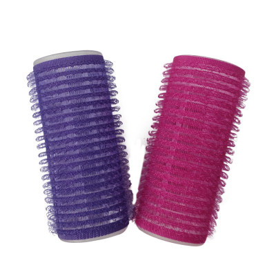 Competitive Price Professional Fashionable Durable Plastic Hook Curler Hair Rollers