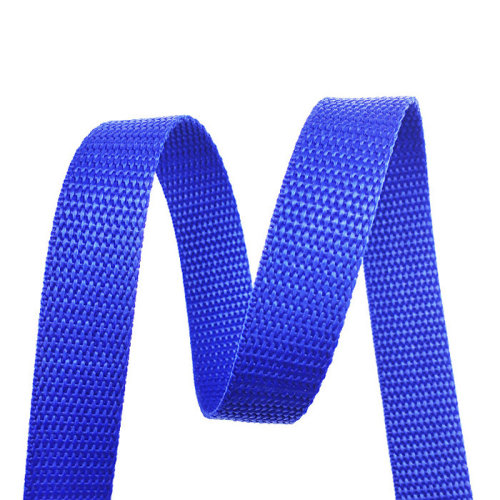 Home Textile Customizable 20mm Colorful Bead Pattern Nylon Webbing Strap for Clothing