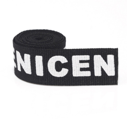 Customized Suppliers Heavy Duty Nylon Colourful Dyed Jacquard Webbing Belts