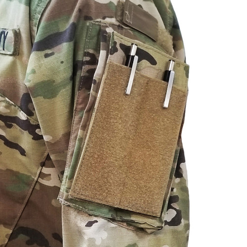 Customized color size Nylon Self-Adhesive soft surface military Portable hook and loop Tool Set