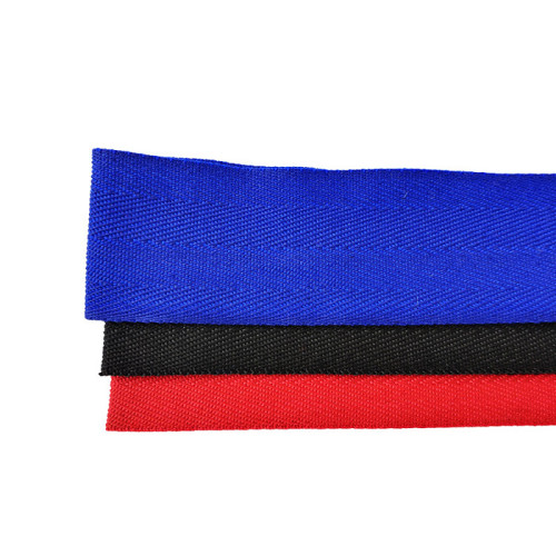Durable Comfortable nylon webbing band with hook and loop lace up Boxing Straps hand wraps