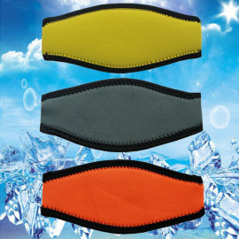 Wholesale fashion Adjustable Swimming Best Diving Neoprene Mask Strap