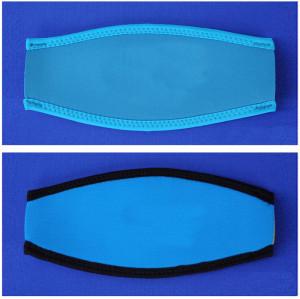 Wholesale fashion Adjustable Swimming Best Diving Neoprene Mask Strap