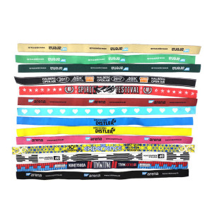 Cheap Price Jacquard Polyester Printed Lanyard Webbing Fabric Tape