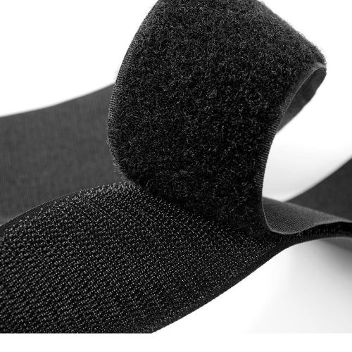Endurable material sew/stick and melt Anti static hook and loop nylon tape