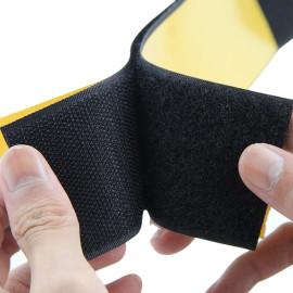 Magic Strap Micro Mesh Adhesive Hook and Loop for Pole Padding