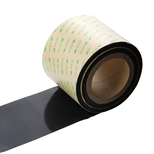 Magic Tape Black High Cohesiveness 3M 300Lse Back Glue Adhesive Hook And Loop Tapes