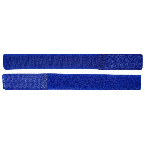Colorful Reusable Nylon Soft Self-Locking Hook And Loop Cable Ties For Computer Wire
