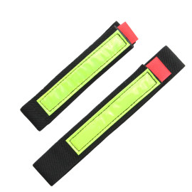 Reasonable Price Reusable High Tenacity Soft Self Locking Elastic Hook And Loop Nylon Cable Ties