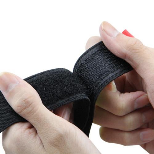 Reasonable Price Reusable High Tenacity Soft Self Locking Elastic Hook And Loop Nylon Cable Ties