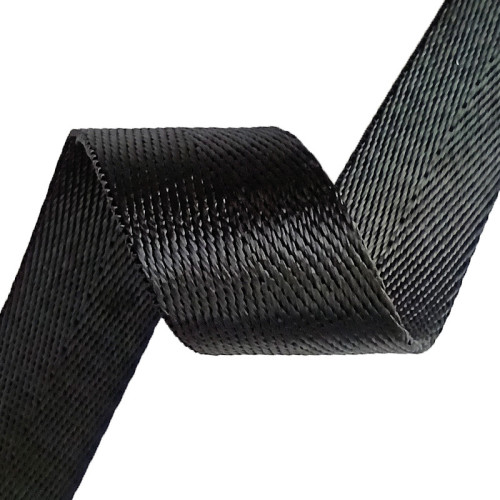 Multi colors Home Textile Soft Comfortable Herringbone Pattern Garment Bag Nylon Webbing Strap Tape