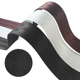 Auto Wheelchair Aircraft Train Bus Seat Nylon High Tenacity Safety Strap Harness Belt Woven Webbing