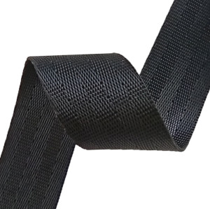 Auto Wheelchair Aircraft Train Bus Seat Nylon High Tenacity Safety Strap Harness Belt Woven Webbing