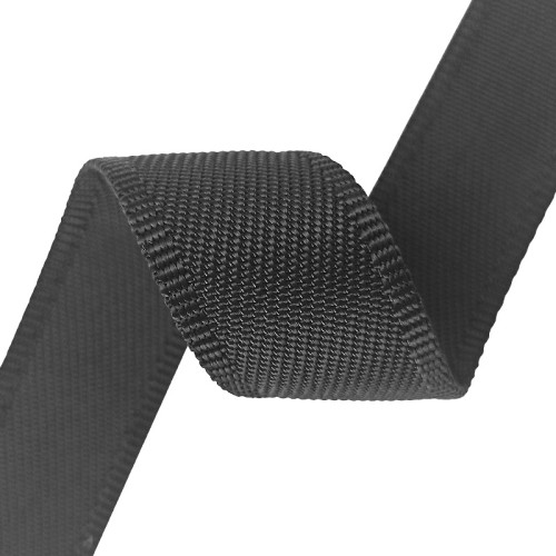 China Cheap Prices 1 Inch 2 Inch Width 1.3mm Thickness Nylon Hemming Twill Pattern Webbing