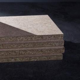 正鼎,スーパーE0パーティクルボード,家具材料/建築の材料,耐水/難燃,厚さ6-40mm,カスタム可