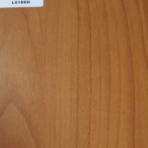 TOPOCEAN Chipboard, L0166H-Scottish Cherry Wood, Wood Veneer.