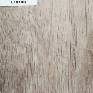 TOPOCEAN Chipboard, L1010G-Nostalgic Oak Yellow, Wood Veneer.