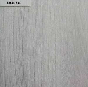 TOPOCEAN Chipboard, L3461G-Swiss Elm White Wash, Wood Veneer.