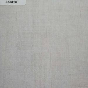 TOPOCEAN Chipboard, L3601G-Cotton Woven White, Wood Veneer.