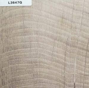 TOPOCEAN Chipboard, L3647G-Rustic Wood Yellow, Wood Veneer.