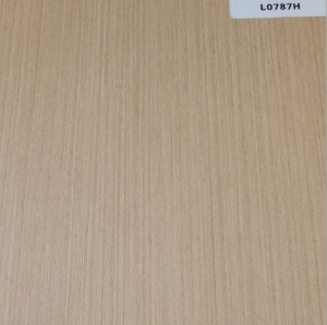 TOPOCEAN Chipboard, L0787H-Pulling fir wood chipboard, Wood Veneer.