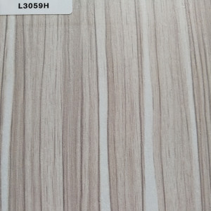 TOPOCEAN Chipboard, L3059H-White zebra wood chipboard, Wood Veneer.