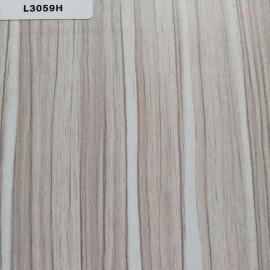 正鼎パーティクルボード,L3059H-白い黒檀,化粧板,家具材料/建築の材料