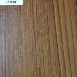 正鼎パーティクルボード,L3223H-自然なタイチーク,化粧板,家具材料/建築の材料