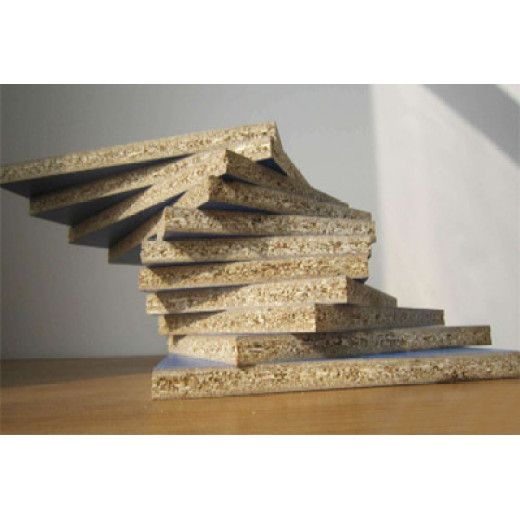 What is the focus of the particle board industry market?
