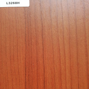 TOPOCEAN Chipboard, L3268H-Cherry wood American Walnut wood chipboard, Wood Veneer.