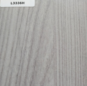 TOPOCEAN Chipboard, L3336H-Original cut oak wash white, Wood Veneer.