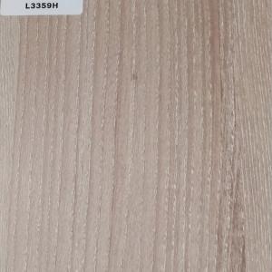 TOPOCEAN Chipboard, L3357H-Bron oak, Wood Veneer.
