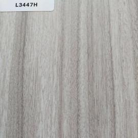 正鼎パーティクルボード,L3447H-鹿児島クルミウッド,化粧板,家具材料/建築の材料