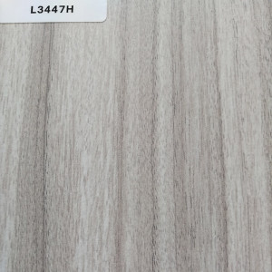 TOPOCEAN Chipboard, L3447H-Kagoshima Walnut wood chipboard, Wood Veneer.