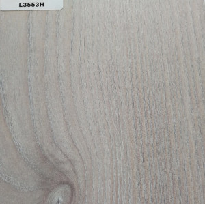 TOPOCEAN Chipboard, L3553H-Neyerson oak white wash, Wood Veneer.