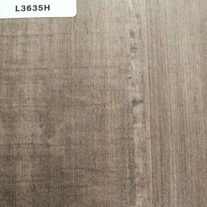 TOPOCEAN Chipboard, L3635H- Autumnal oak, Wood Veneer.