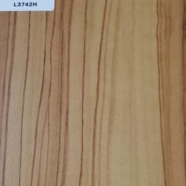 正鼎パーティクルボード,L3742H-オリーブウッド,化粧板,家具材料/建築の材料